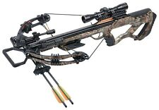 Center Point Crossbows New Tormentor Whisper 380 Compound Crossbow Package