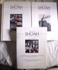 AA.VV STORIA DELLA SHOAH 2 voll. + DVD processi ed. UTET L'Espresso 2008