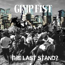 GIMP FIST - THE LAST STAND  CD NEUF