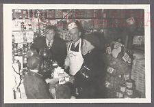 Vintage Photo Grocer Man in Roadside Grocery Store Interior Denver 741739