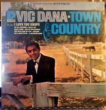 Sealed VIC DANA LP - Town & Country - Dolton BLP-2046, 1966    Ernie Freeman