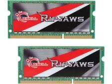 G.SKILL Ripjaws Series 8GB (2 x 4GB) 204-Pin DDR3 SO-DIMM DDR3 1866 (PC3 14900)