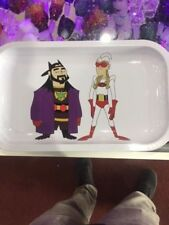 """Jay and Silent Bob Tobacco Rolling Tray SUPERHEROES 10.5""""x6.5"""" Authorized Dealer"""