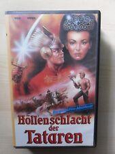 HÖLLENSCHLACHT DER TATAREN - VPS VIDEO - AKIM TAMIROFF - RARITÄT - VHS
