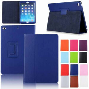 FLIP Case Cover Stand PU Leather for Apple iPad MINI AIR PRO 10.2 ALL 2013-20