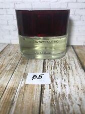 Vintage De Cartier Pour Homme After Shave Lotion Splash 1.6oz Very RARE No Box