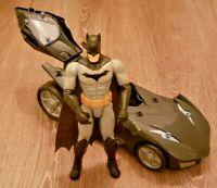 """DC Comics Batman Missions Batmobile 12"""" Figure Mattel FVM60 2018"""