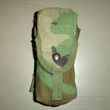 Molle II Single Mag Pouch Woodland Camo