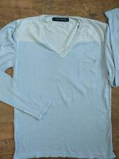 HANS UBBINK men's top/ pullover size L