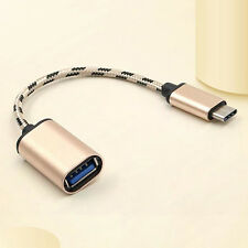 Type-C USB C OTG Cable USB3.1 Male to USB2.0 Type-A Female Adapter Connector