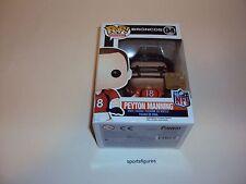 NFL Peyton Manning Denver Broncos Ola 1 POP Vinyl Figura de Funko