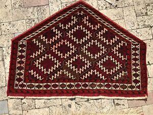 Turkoman Antique Primitive & Tribal Yomut Asmalık