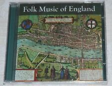 Folk Music of England NEW & Sealed CD 19 Tracks, Traditional Songs and Music