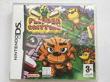Flipper Critters: The Adventure For Nintendo DS, DSi & 2DS (New&Sealed)