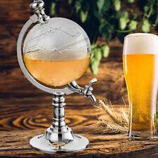 1.5L Globe Wine Dispenser Beverage Drink Alcohol Liquor Beer Whiskey Storage Bar