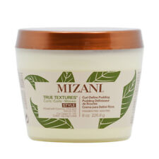 MIZANI True Textures Curl Define Pudding 8oz with Free Nail File
