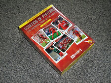 LEGENDS of  FOOTBALL - LIVERPOOL Of 1980's : NEW SEALED DVD BOXSET (FREE UK P&P)