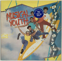 MUSICAL YOUTH DIFFERENT STYLE LP MCA UK 1983 NEAR MINT PRO CLEANED
