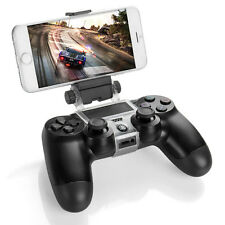 PS4 Clip Cell Phone Clamp Game Clip Mount Holder Stand for Sony PS4 Controller