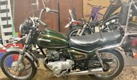 Vintage 1980 Honda CM200T Motorcycle Beautiful Condition Runs Collector's Find!