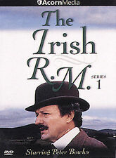 The Irish R.M. - Series 1 (DVD, 2004, 2-Disc Set) ~Brand New. Sealed