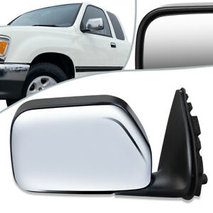 Fit 93-98 Toyota T100 OE Style Folding Powered Side Door Mirror Right TO1321123