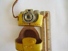 "GOLDEN CMC Mini Spy Camera,VINTAGE 2""W x 1.25""H(5.1CMx3CM)So Rare"