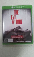 The Evil Within Xbox One Game (New and Sealed)