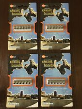 Lot Of 4 ~ 6 Pks = 24 HEXBUG Tony Hawk Circuit Boards Batteries AG13/LR44 1.5V