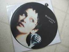 MADONNA 1993 rain + up down suite + open...UK 3-TRK PICTURE DISC NEW/MINTY FRESH