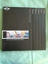 Mini range brochure 2002 One, Cooper & Cooper S Prestige German text