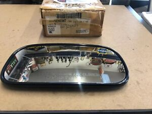 Buick GM OEM 06-10 Lucerne Door Rear Side View-Mirror Glass Right 25810854