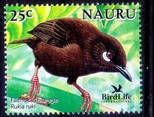 Faichuk White Eye, Birds, Nauru MNH - T37