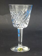 Waterford Crystal Michelle Cut 15cm Claret  Glasse Brand New Made In Ireland