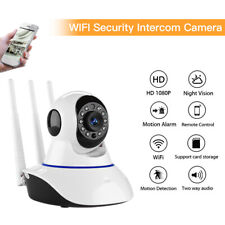 1080P HD IP Camera 2-Way Audio for Indoor Elder Monitor Camera Video Home Safety