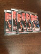 (6) Star Wars TOP TRUMPS Card Game Promotional Packs