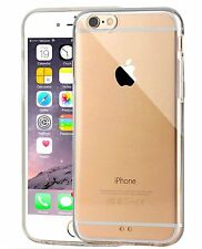 High Quality Crystal Clear Slim TPU Rubber Case Cover For iPone 6S plus 5.5""