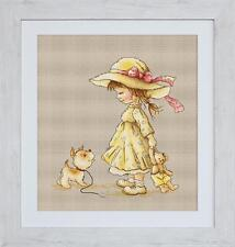 ArtGoblen Counted Cross Stitch Kit – Come with Me