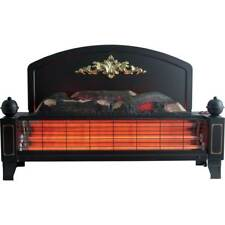 Dimplex YEO20 Yeominster Log Effect Freestanding Electric Fire Black
