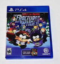 Replacement Case (NO GAME) South Park The Fractured But Whole Playstation 4 PS4
