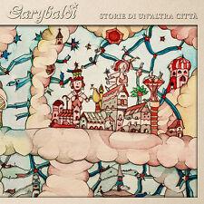 GARYBALDI Storie di un'altra citta' CD italian prog