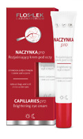 FLOSLEK CAPILLARIES PRO BRIGHTENING EYE CREAM DAY NIGHT