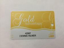 Players Slot Club Rewards Card Gold Advantage Avi Resort & Casino Laughlin Nv