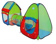 SET grande TENDA igloo Tunnel casetta pop-up interno,esterno animatori,bambini