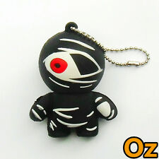One-eye Zombia Mummy USB Stick, 8GB Quality 3D USB Flash Drives WeirdLand