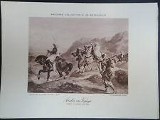 Photo d'art - Arabes en Voyage - Eugène Delacroix