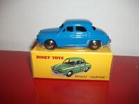 renault dauphine bleu 24 E dinky toys atlas