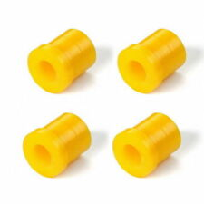 Set of 4 PU Bushings 2-10-776 Rear Suspension Leafspring fits Civilian