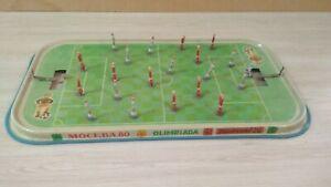 Vintage steel board game Football 1970-80s USSR.