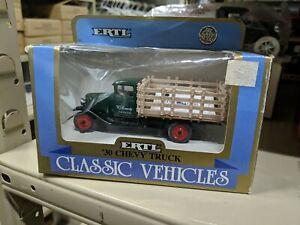 Ertl 1930 Chevy Truck 1:43 W.J. Kennedy Dairy Co